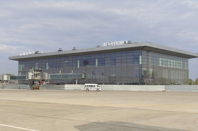 На строительство нового терминала ушло 9 месяцев.