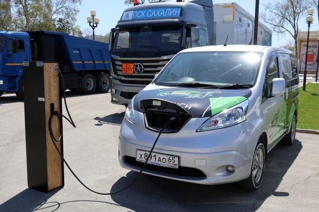 Прорабатываются механизмы «зеленого кредитования» на покупку электрокаров и зарядных станций.