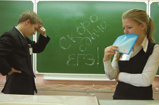 Первые ЕГЭ - по литературе, географии и химии - стартуют 31 мая.