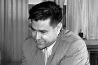 Алексей Маресьев, 1957 г.