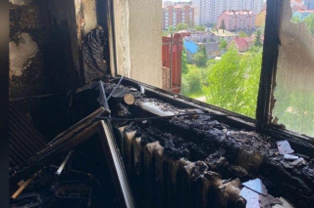 Из-за гибели ребенка при пожаре на Толстикова возбудили уголовное дело