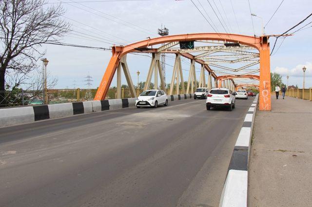 На мосту по ул. Киевской полностью восстановили движение