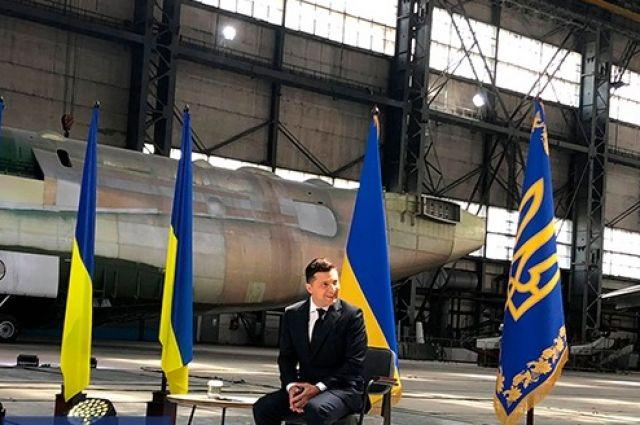 Зеленский рассказал о масштабном параде на 30-летие Независимости Украины