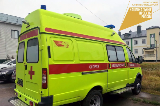 Один пострадавший был госпитализирован