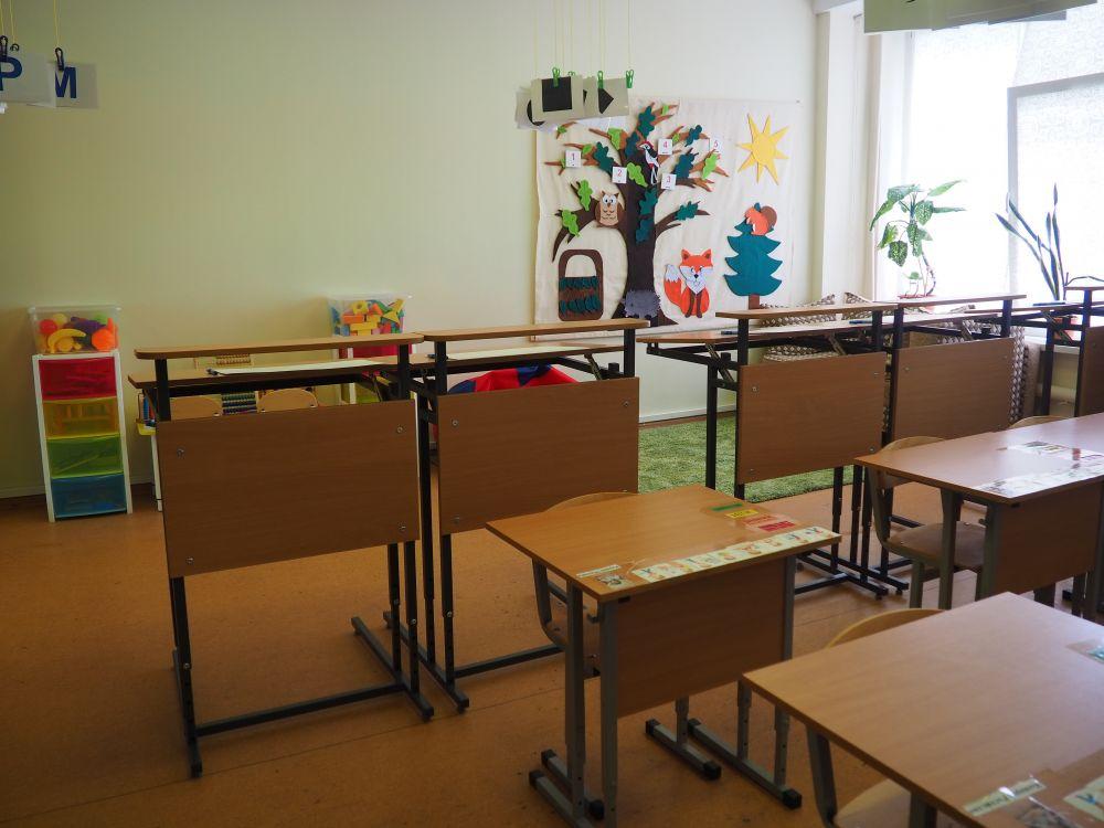 Коррекционный класс в школе Ростова