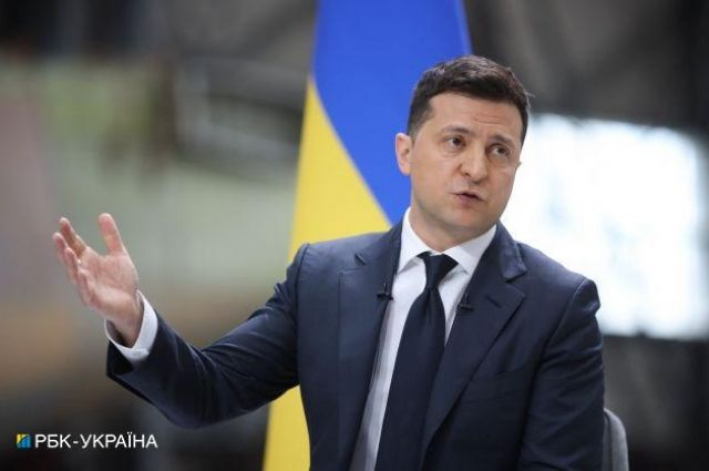 Зеленский прокомментировал обыски в подразделениях КГГА
