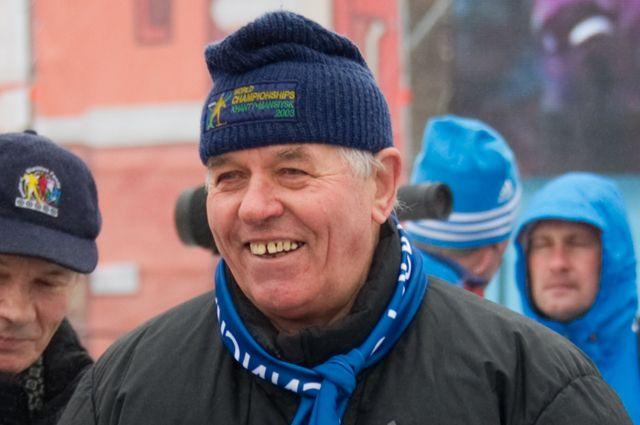 Александр Привалов.
