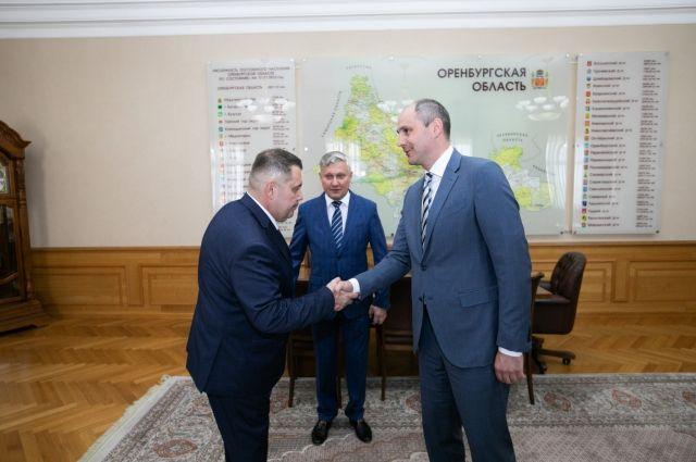 Погрануправление ФСБ по Оренбургской области возглавил полковник Роман Ткаченко.