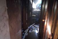 В Оренбурге из-за загоревшейся квартиры пожарным пришлось эвакуировать 20 человек.
