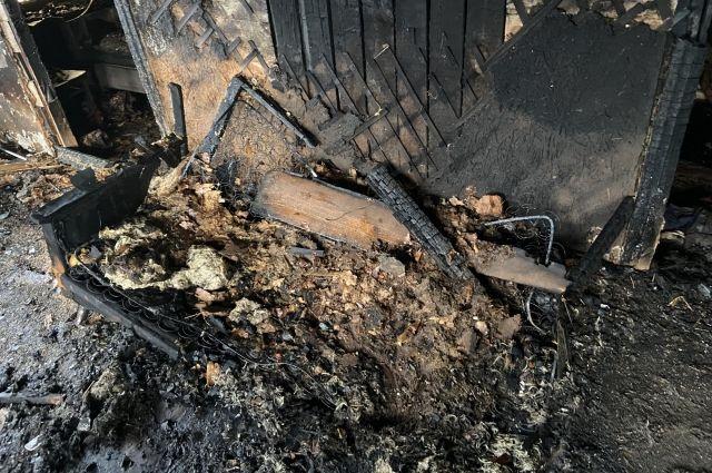 С начала года в Абдулинском городском округе произошло 4 пожара.
