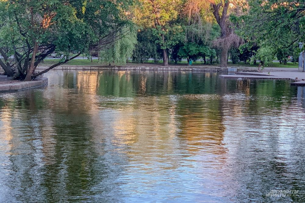 """Парку """"Городской сад"""" в октябре 2021 года исполнится 170 лет."""