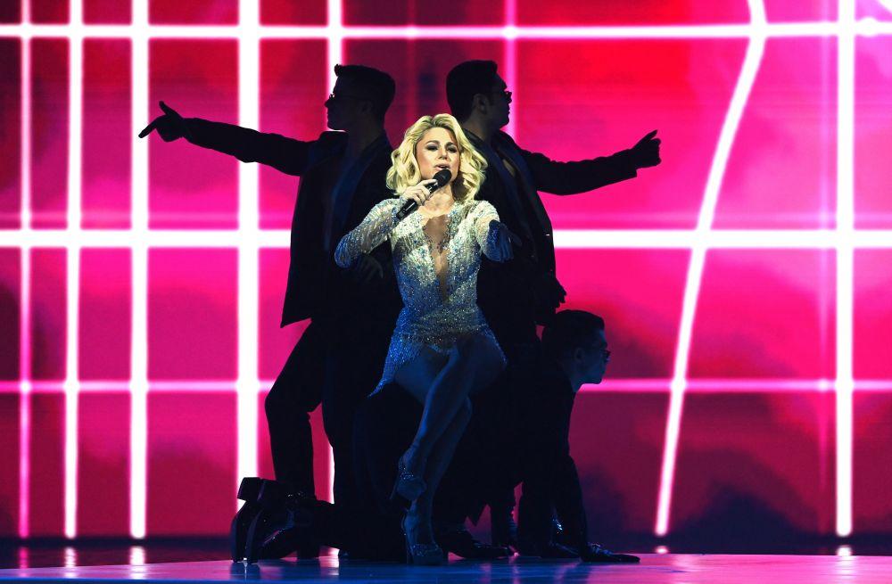 Певица Наталья Гордиенко (Молдавия)