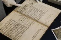 Стало известно, где можно увидеть оригинал Конституции Пилипа Орлика.