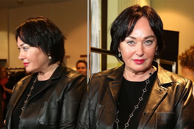 Актриса и телеведущая Лариса Гузеева.