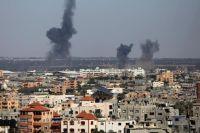 В сектор Газа начали поступать первые партии гуманитарной помощи