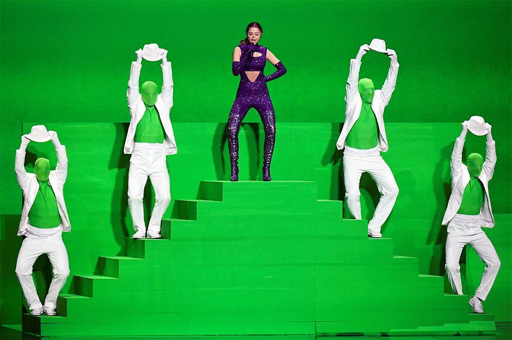 10 место - Греция / Stefania - Last Dance.