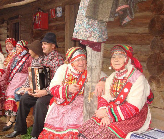 «Бесермянская усадьба» – уникальный объект, представляющий культуру малого коренного народа, проживающего в Удмуртии