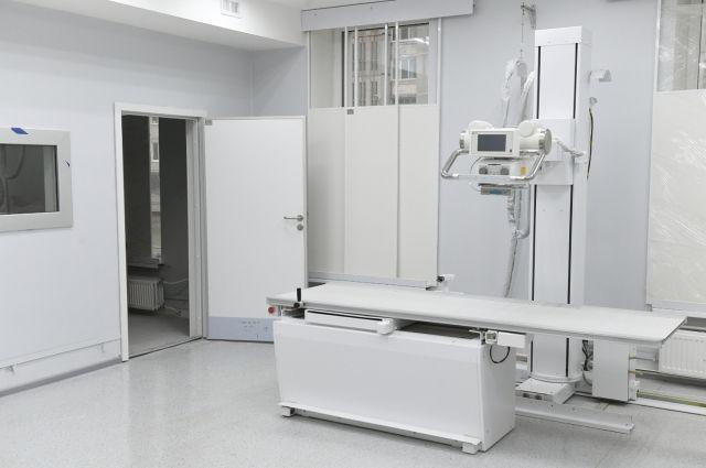 В рамках реализации нацпроекта «Здравоохранение» за прошедшие пять лет в медучреждении на 70 % обновили аппараты ренгеновского отделения
