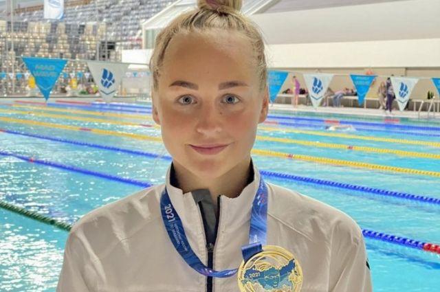 Анна Егорова завоевала лицензию на Олимпиаду в Токио, установив рекорд страны по плаванию