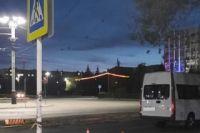 Полиция выясняет обстоятельства ДТП в Орске.