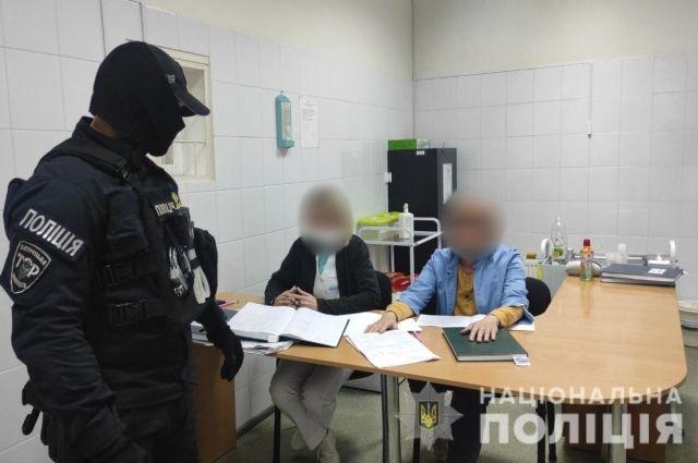 В Одессе медики продавали рецепты на наркотические средства