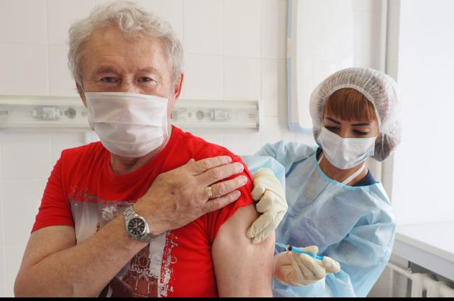 Вакцинация от коронавируса на Ямале стала проводиться круглосуточно