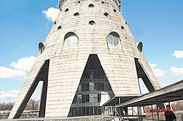 Подсветка медиафасада башни будет длиться 9 дней.