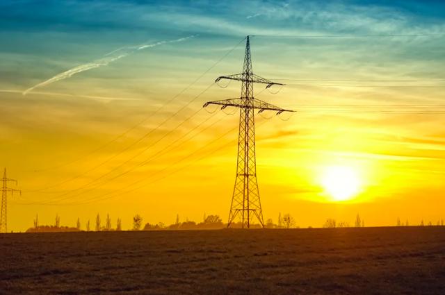 Из-за аварийного отключения электроэнергии нет в восьми населенных пунктах.