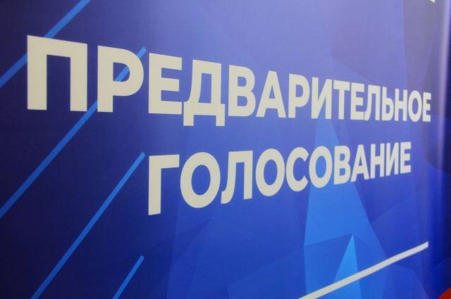 «Единая Россия» запустила предварительное голосование