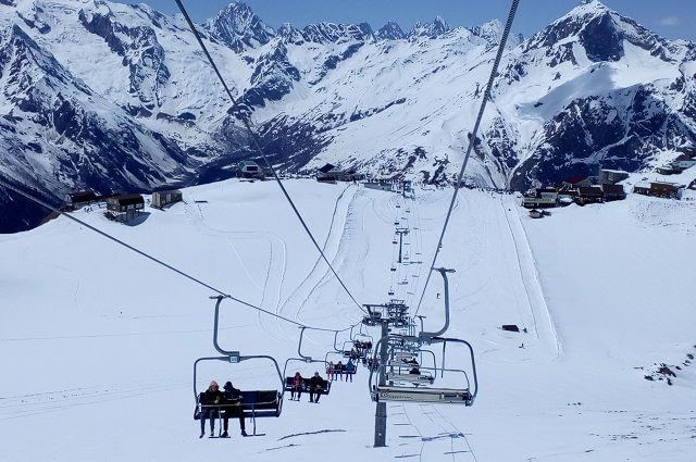 Развитие инфраструктуры на курортах Кавказа требует огромных вложений.