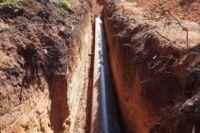 Общая протяженность реконструируемого водовода составит 2645 метров.