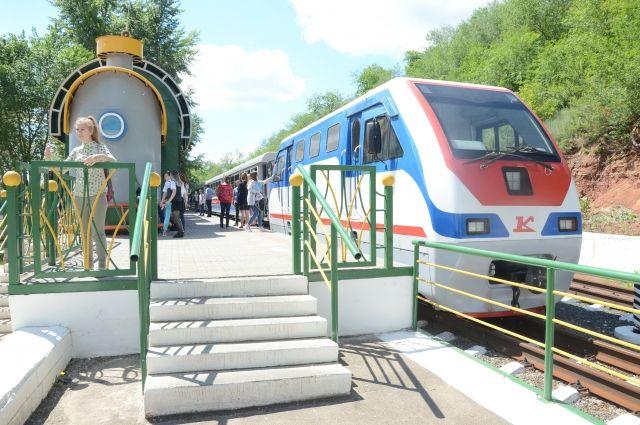 Реконструкция станции «Комсомольская» в Оренбурге обойдется в 80 млн рублей.