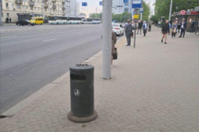 В Калининграде будут ставить дополнительные урны из-за роста числа туристов