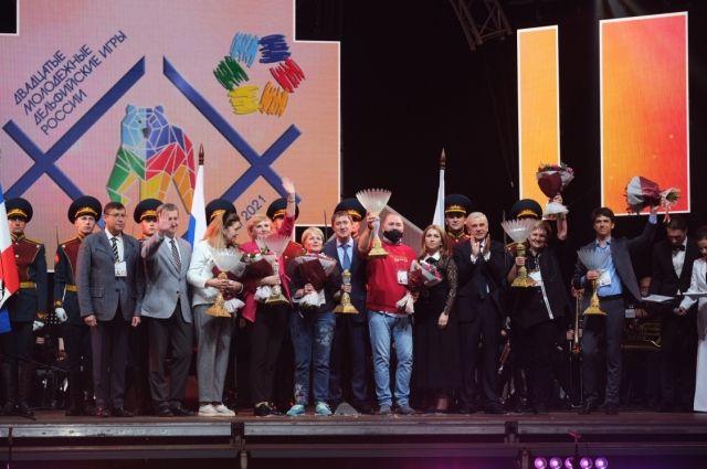 25 мая в Перми прошёл гала-концерт игр.