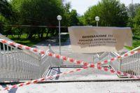 Срок окончания ремонта пешеходного моста через Урал в Оренбурге – 1 августа текущего года.