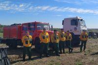Всего в этом году Лесопожарный центр приобрел 80 единиц новой техники.