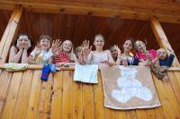 Дети уже могут готовиться к отдыху.