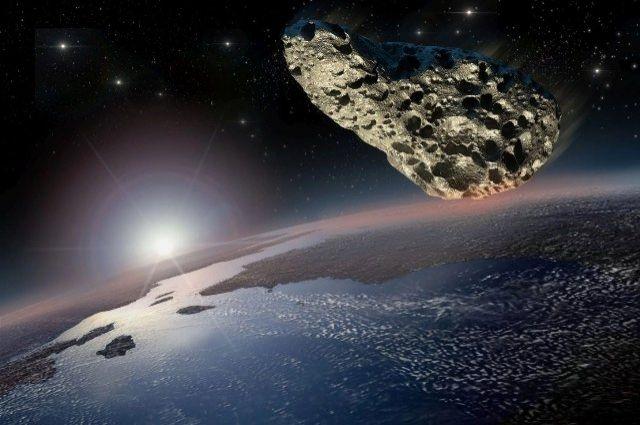 К Земле приближается астероид - NASA.