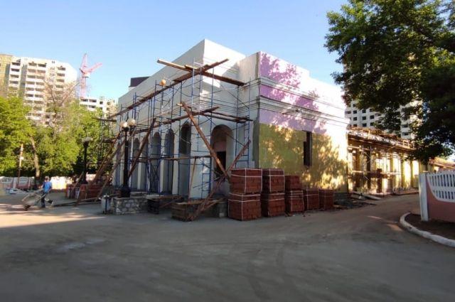 Театр кукол «Пьеро» в Оренбурге откроется после масштабного капремонта весной 2022 года.