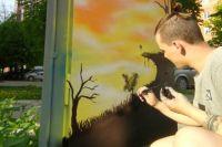 Для многих художников граффити постепенно перерастает из хобби в постоянную работу.