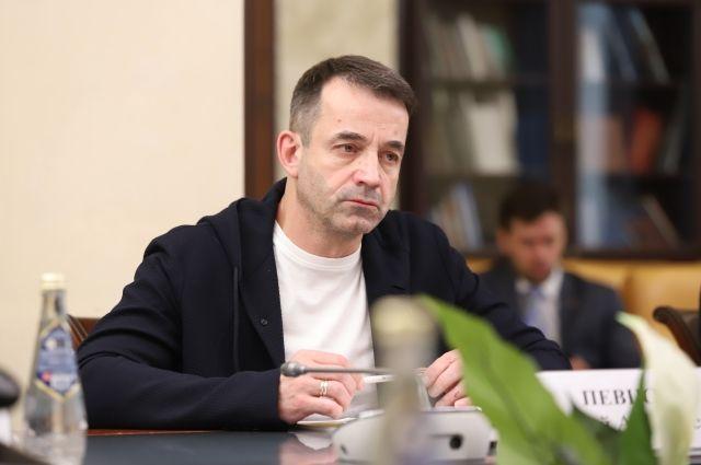 Дмитрий Певцов выступил в ОП с предложениями к нацпроекту Культура