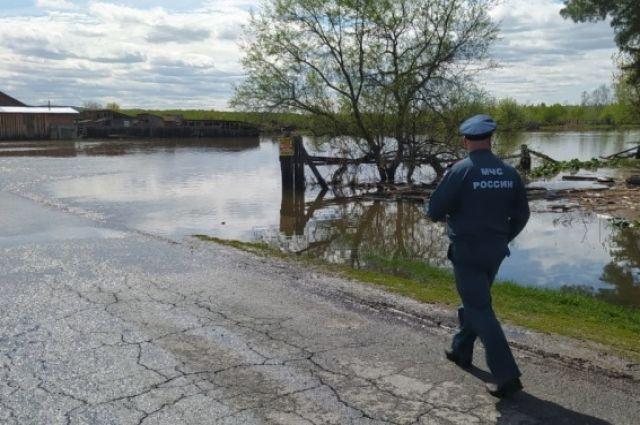 В МЧС предупреждали о второй волне паводков.