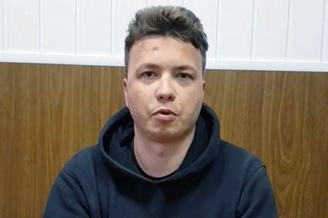Роман Протасевич.