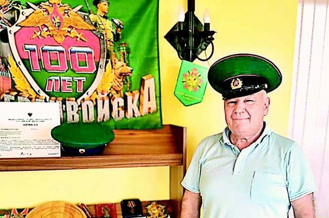Сергей Сладков уверен: пограничник – это не род войск, а образ жизни.