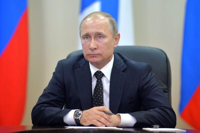 Путин: в России кардинально изменилась система помощи онкобольным детям