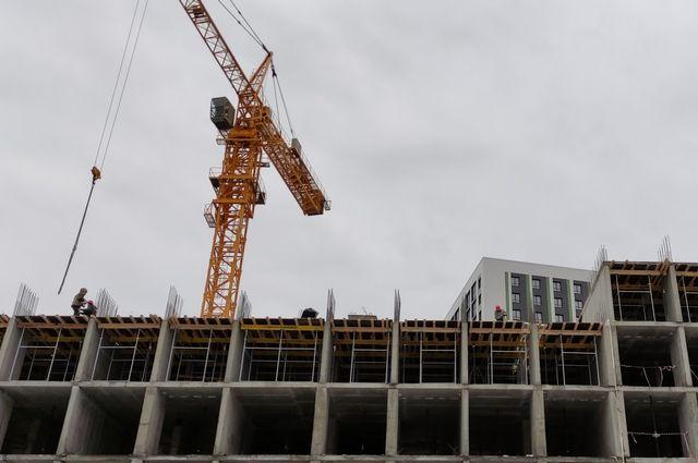 Только в 2020 году план по вводу жилья в Ленинградской области был выполнен на 121%.