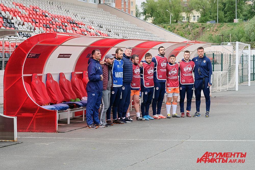 Матч Высшей лиги по регби «Витязь» - «Владивостокские тигры».