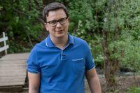 Активисты рассказали Антону Немкину о проекте «Чистая страна», важной частью которого является эковолонтёрство.