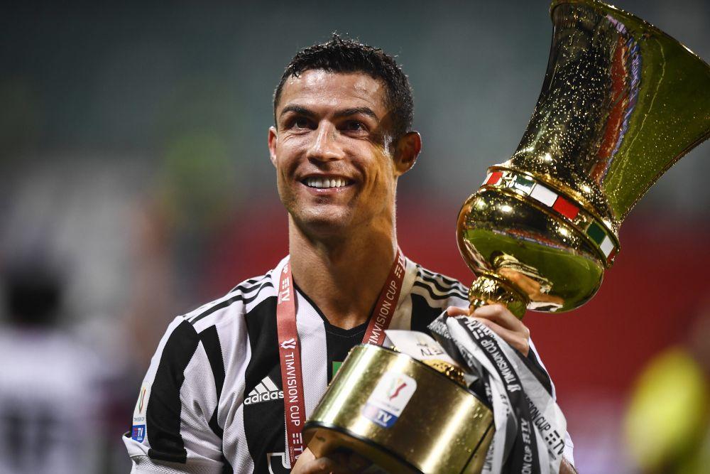 Футболист Криштиану Роналду — $120 млн