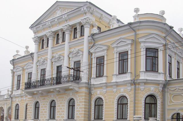В воскресенье в 11.00 Дом Мешкова приглашает всех на чаепитие у самовара.